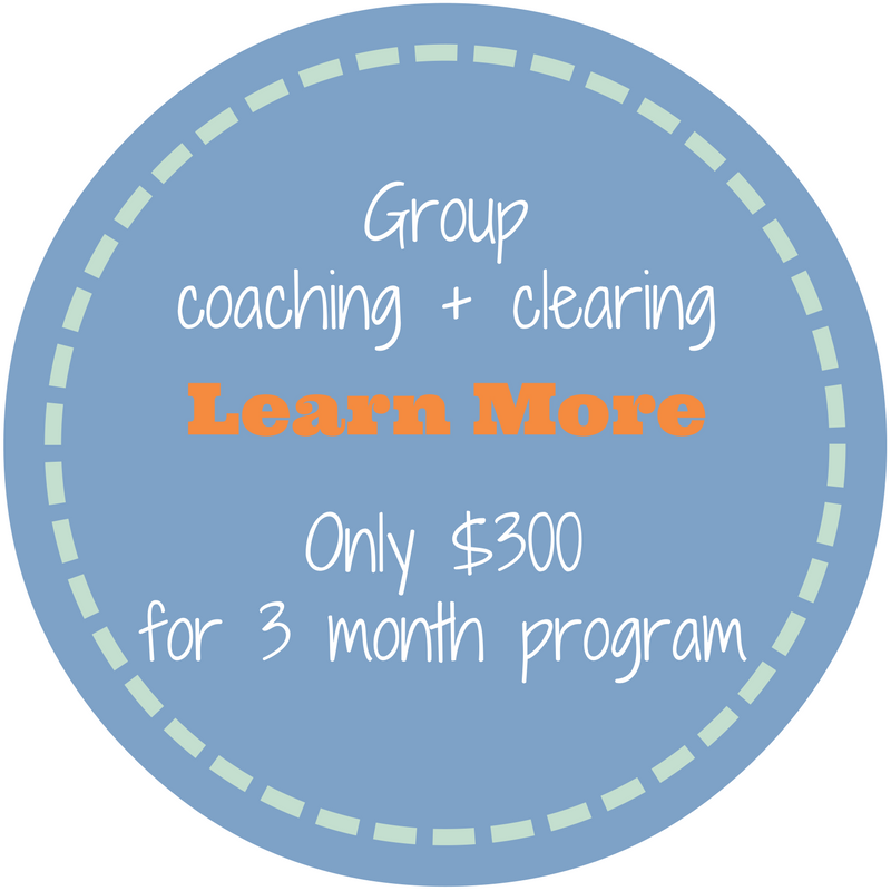 Click here to learn more about group coaching and healing programs