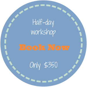 Brenda Lainof half day workshop Book Now
